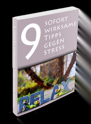 9 sofort wirksame Tipps gegen Stress